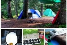 Camping / by Enjoy Family Style