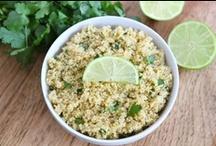 I eat rice & grains / by Lisa Beecroft