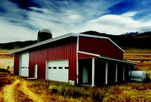 Allied Agricultural Buildings / Allied supports the farming industry by providing high quality,  long lasting metal buildings. We can design your structure around your specific needs. Check out some of our Agricultural metal buildings today!