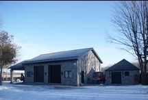 Allied Workshops / Allied Steel Buildings will provide you with the best pre-engineered steel building for all of your workshop needs.