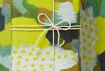 Wrapping & Packaging / Wrapping and packing ideas.