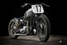 Motorcycles / The growl of the engine...  / by Sabi Style - Interior Design & Decoration