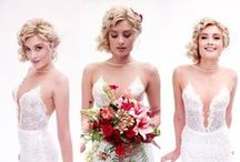 BRIDE STYLE / The Wedding Factor is an authorized retailer for Berta Bridal