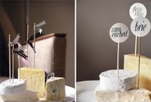 Pass the Cheese / Cheese boards, platters, baskets, displays, etc. and the surrounding landscape