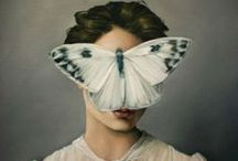 Hidealism / hidden faces and bodies / by Giovanni Scalabrin