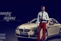 Inspiration: Cars & elegance / Inspiration