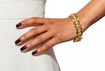 Bracelets / Bracelets by British jewellery designer Alice Menter.