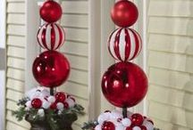 Christmas Decorating Ideas / When the holiday season arrives, decorating your home elevates your soul. Indoor and outdoor decorations can brighten your life.