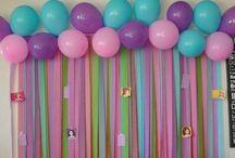 Party! / Ideas para fiestas
