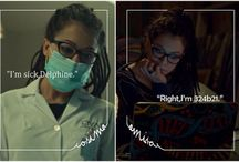 Cosima Niehaus / [324b21] pictures from Orphan Black of my fave clone