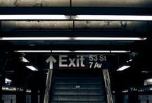 New York / Street scenes and iconic buildings in New York