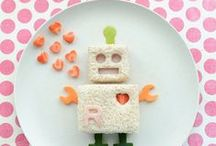 Food - Kids Meal Ideas / kid friendly meals, creative food ideas, food art, fruit art, lunch ideas for kids, bento box lunch ideas, bentos, bento box recipes, fun food for kids, toddler lunch ideas