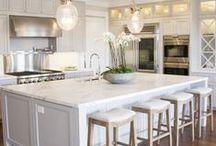 House Love- Kitchen / Home design, home decor, home renovation ideas, kitchen style, kitchen decor, kitchen cabinets, kitchen inspiration