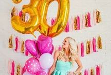 Adult Party Ideas / parties for adults, adult birthday party ideas, adult party themes, 30th birthday party ideas, 40th birthday party ideas, parties for him, parties for her