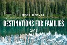 Family Vacation Ideas and Inspiration / family travel, planning a family vacation, family trips, family travel tips, best family vacation spots, best resorts for families, family road trips, family all inclusive resorts, vacations with kids, family friendly vacations