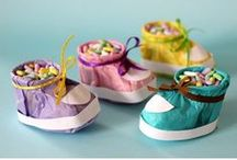 Hawaiian Shower / Ideaboard to share baby shower ideas and general fun ideas :)