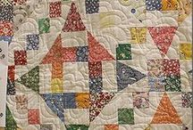 QUILTING / quilts that catch my eye
