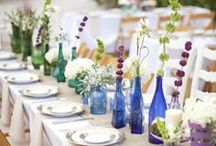 Wedding Reception Decorations / Find oodles of inspiration for styling your wedding reception/venue in this collection.
