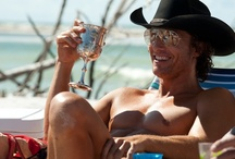 GORGEOUS GUYS / Alright. Alright. Just a little something to make your day a little better! I obviously have a type: scruffy, muscular, manly, dark tanned bad boys. Even better if they are Texan country boys. There is a God....