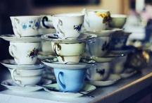 TEA <> TIME / by Deborah Peterson Milne
