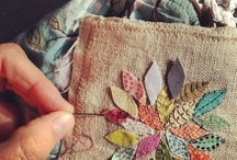 Knitting & Stitching / by Jill Koop Liechty