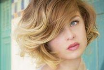 Hair I want / by Dawn Nelson Woytassek