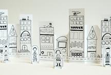 Paper Crafts / by Mirja Marshall