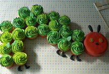 Very Hungry Caterpillar ideas