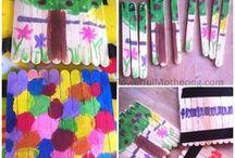 Kids Crafty Stuff / by Mirja Marshall
