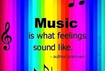 Music  / by Jennie Flitcroft