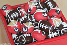 Game Day Foods / by Patricia Brunson