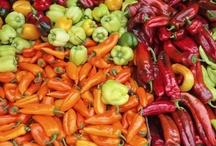Garden Fruit & Veggies / by Latrica Bochesa Gomez