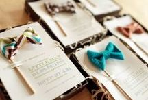Party Ideas - Invitations  / by Lara Hamlyn (Detailed Occasions)