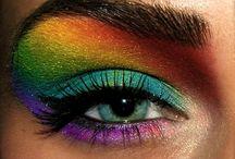 Makeup / by Angie Waknitz