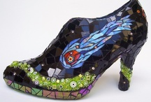 Mosaic shoes