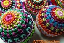 Crochet / by Mirja Marshall