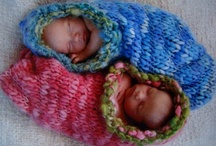 Knits for youngsters / by Mirja Marshall