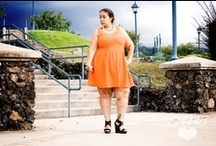 PLUS SIZE FASHION/STYLE - LOOKBOOK / These are posts of my fashion and style looks.