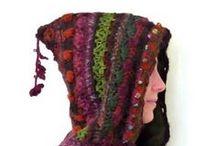 Knit Hats / by Mirja Marshall