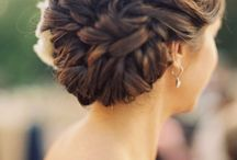 Wedding Hair and Makeup / by Mary Fields