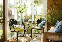Sun Porch / by Stacey Harris