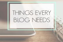 BLOGGING|WRITING