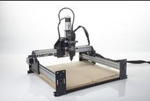 CNC Router Shopping / Possible CNC routers for The Bodgery makerspace / by John Eich