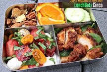 Bento for the grown-ups / Lunch and snacks for grown ups! Ideas and recipes to make and how to present delicious healthy food for us too