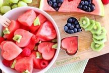 Healthy kids / Healthy food for little ones