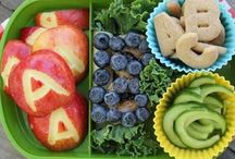 Bento - Colours, Letters and Numbers