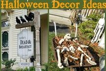HALLOWEEN / Everything Halloween | DIY, Ideas, Decor, Food and Sweets