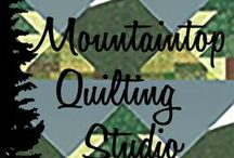 QUILTING DESIGNS FROM MOUNTAINTOP QUILTING / computerized longarm quilting designs available at www.mountaintopquilting.com