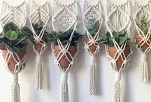 MACRAME / Everything you need to know to learn how to Macrame