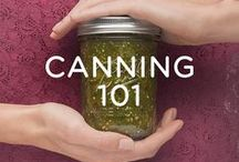 CANNING 101 / Everything you need to know about canning